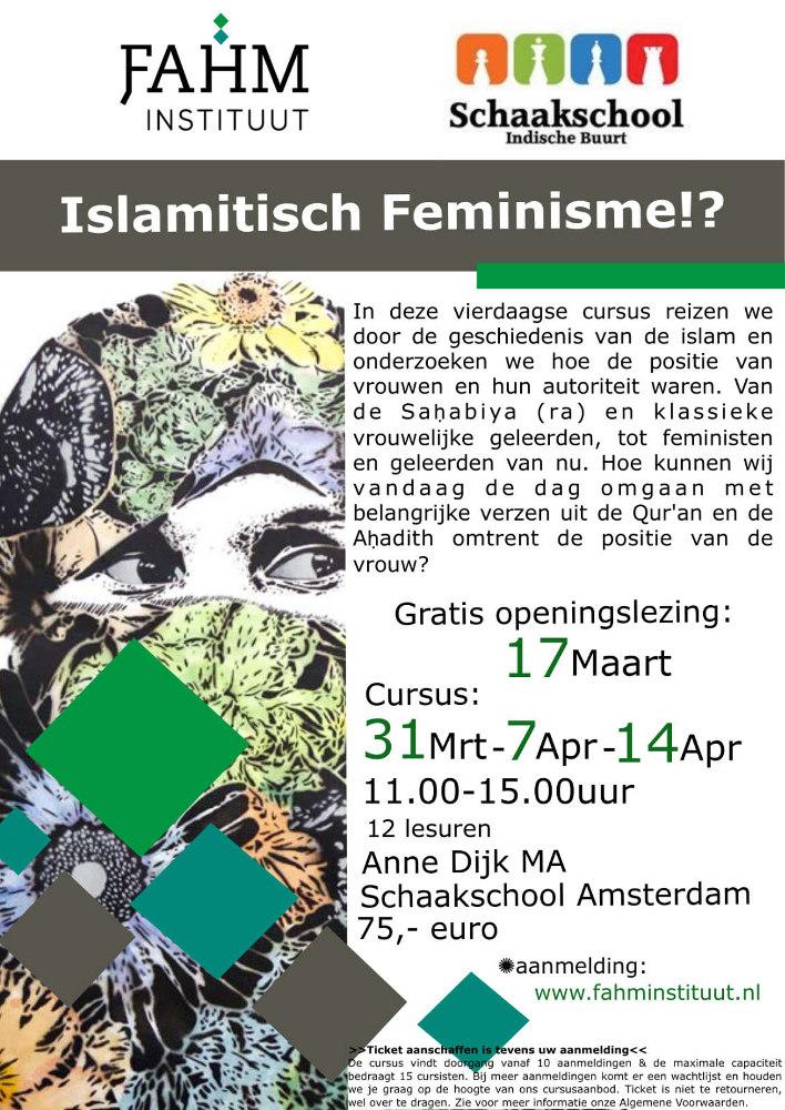 Islamitisch Feminisme!?