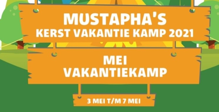 Mustapha's Mei Vakantiekamp 2021